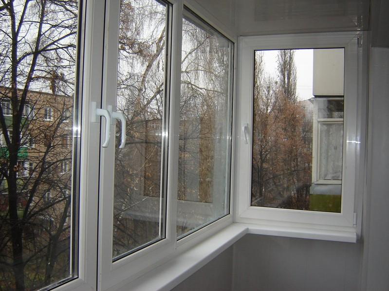Балконные рамы фото цена