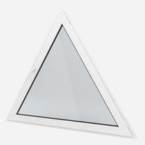 Окна треугольные