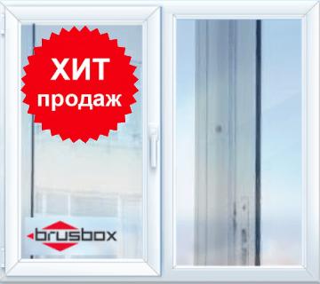 Недорогие Окна Brusbox в Минске