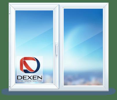Цены на стандартные окна ПВХ Dexen в Минске