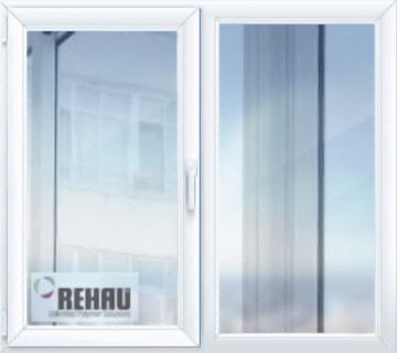 Цены на стандартные окна Rehau в Минске